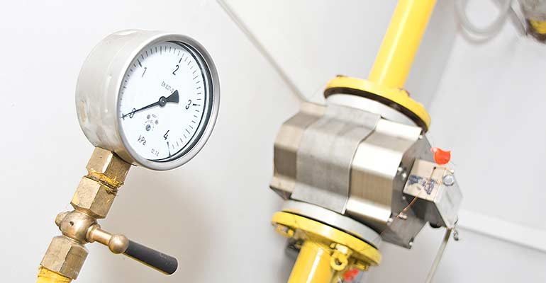 gas line repair and installation services
