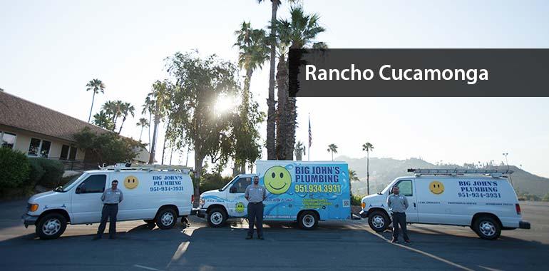 big john's plumbing services in rancho cucamonga