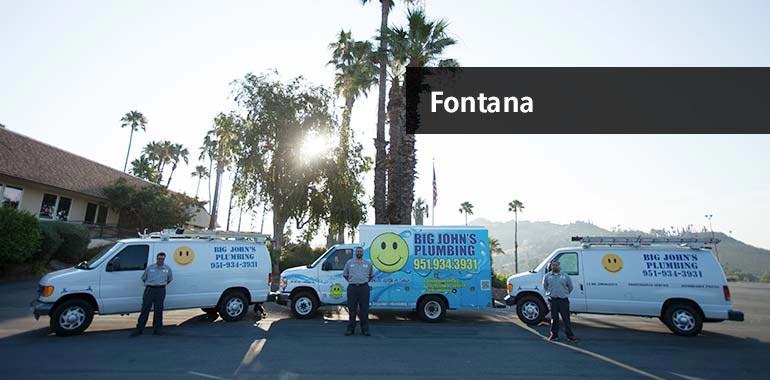 Fontana - Big John\'s Plumbing